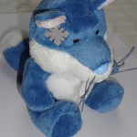 Fun-Blue Fox Toy