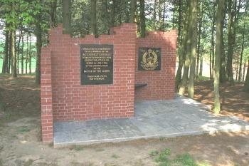 Accrington Pals Memorial