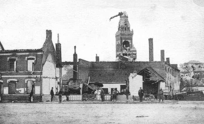 Albert Ruins