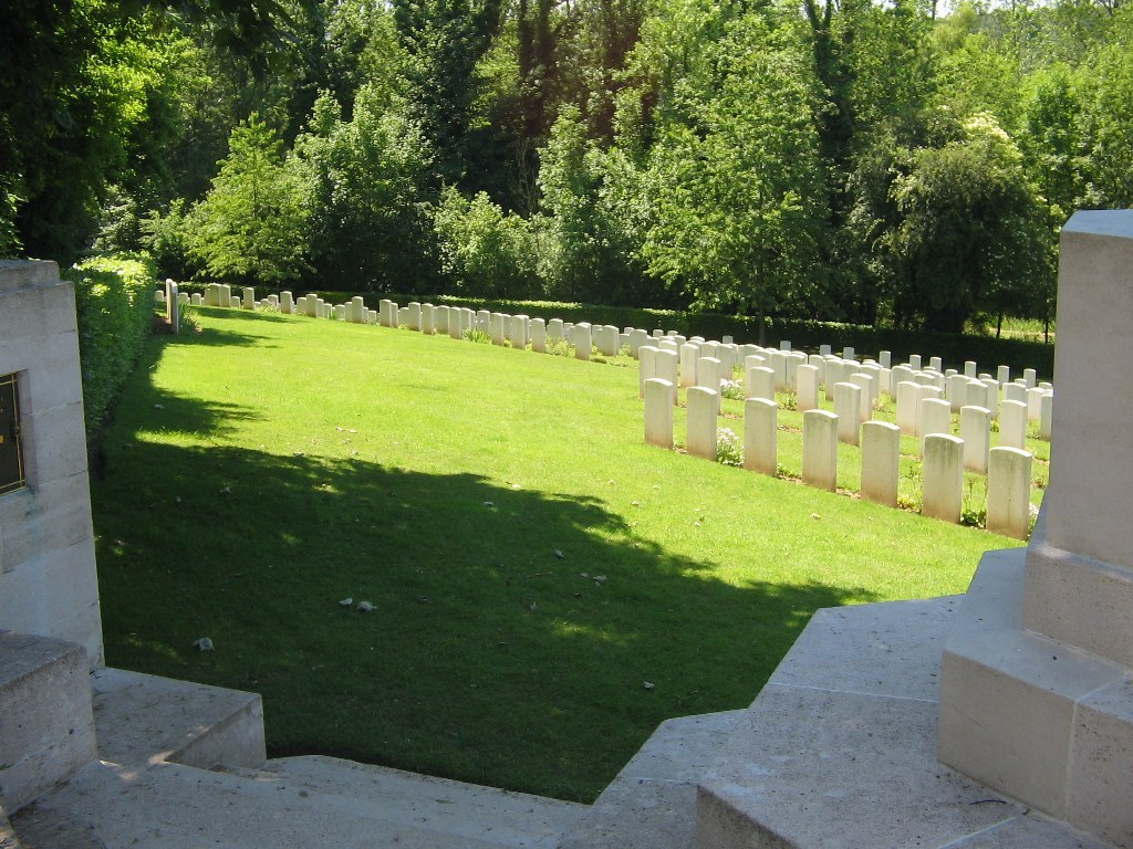 Authuille Military Cemetery