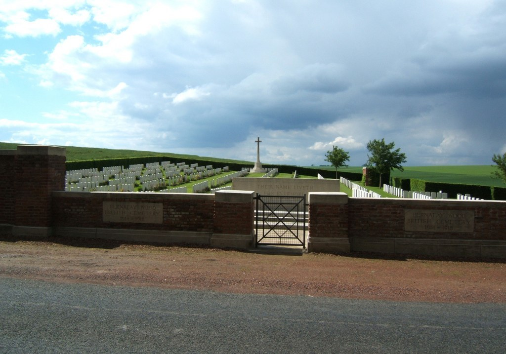 Bernafay Wood Cemetery