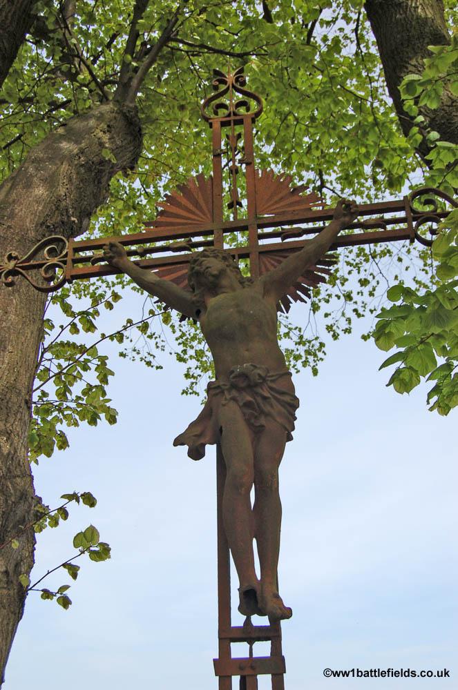 Crucifix Corner1