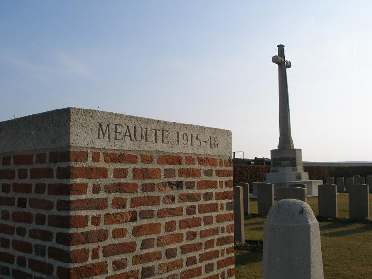 Meaulte Cemetery