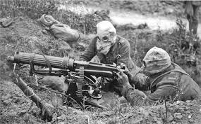 Somme Gas Attack