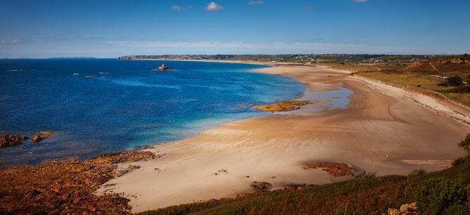 Jersey - St Ouen's Bay