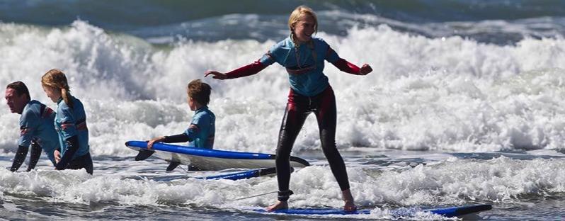 M2M Bude Surfing