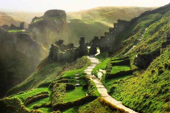 M2M Tintagel Castle