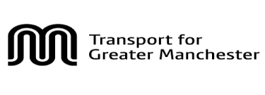 Cycling Navigation - TFGM Logo