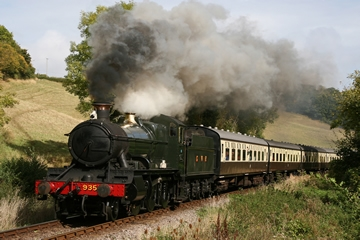 M2M West Somerset Steam Train