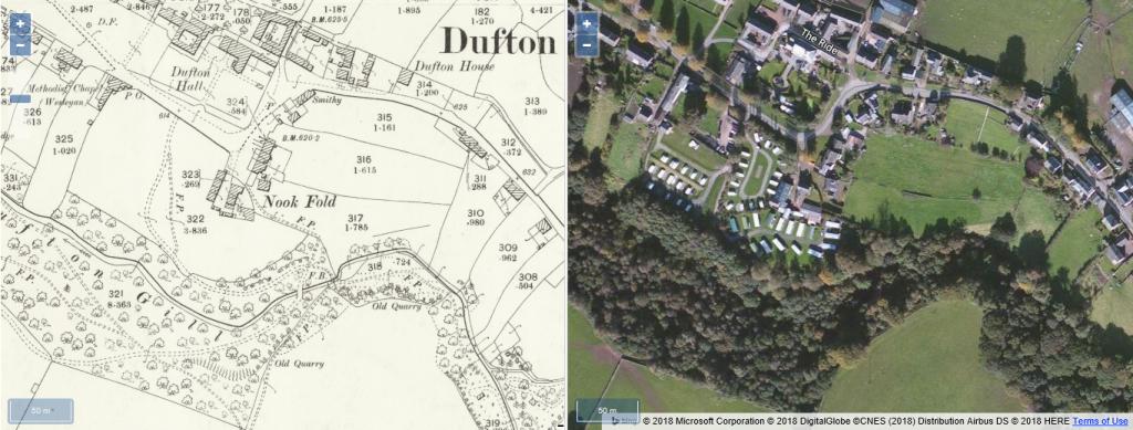 Dufton - Historical